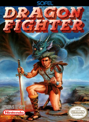 Dragon Fighter Cover Art