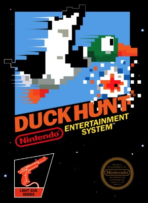 Duck Hunt Cover Art