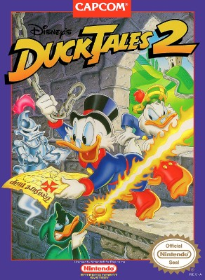 DuckTales 2, Disney's