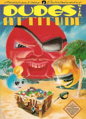Dudes with Attitude Cover Art