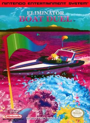 Eliminator Boat Duel Cover Art