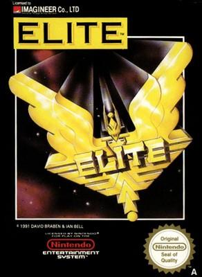 Elite [PAL] Cover Art
