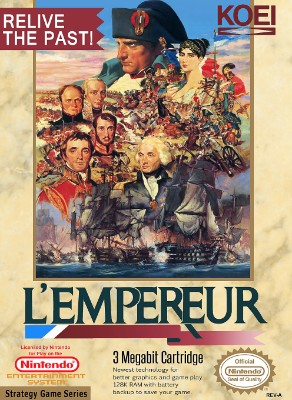 L'Empereur Cover Art