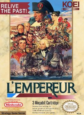 L'Empereur Cover Art