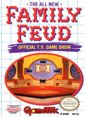 Family Feud Cover Art