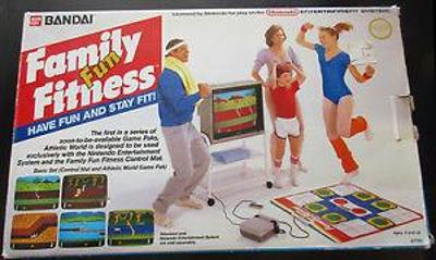 Family Fun Fitness Pad