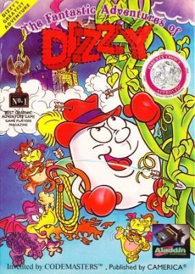 Fantastic Adventures of Dizzy, The [Aladdin Deck Enhancer]