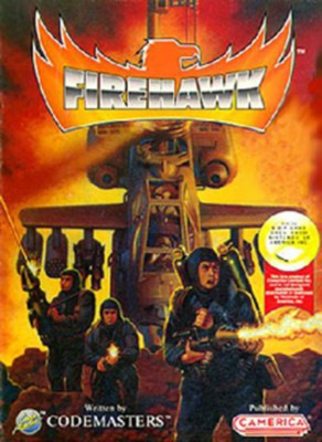 Firehawk Cover Art
