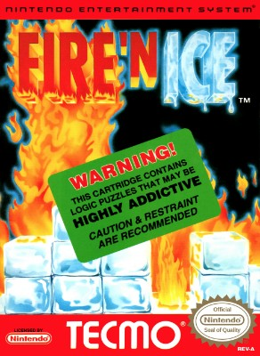 Fire 'n Ice Cover Art
