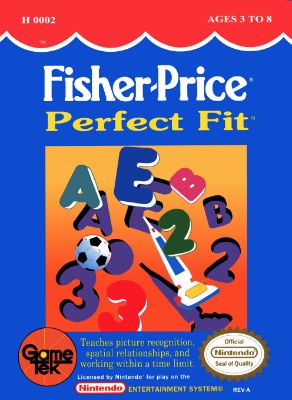 Fisher-Price: Perfect Fit Cover Art