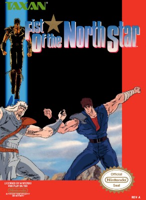 Fist of the North Star Cover Art