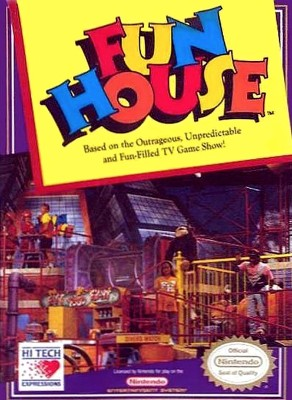 Fun House Cover Art