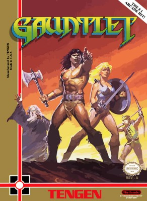 Gauntlet Cover Art