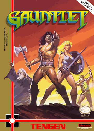 Gauntlet [Unlicensed] Cover Art