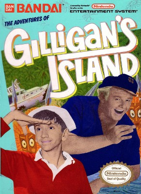 Adventures of Gilligan's Island Cover Art