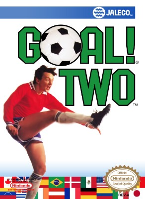 Goal! Two Cover Art