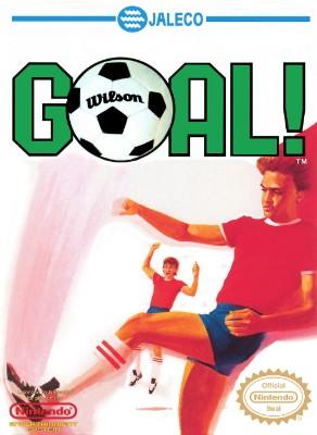 Goal! Cover Art