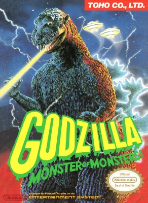 Godzilla: Monster of Monsters! Cover Art