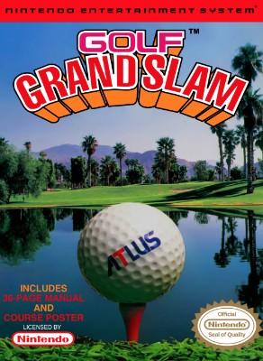 Golf Grand Slam Cover Art
