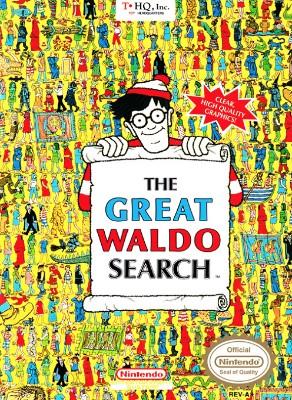 Great Waldo Search