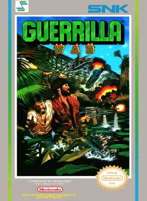Guerrilla War Cover Art