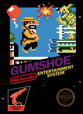 Gumshoe Cover Art