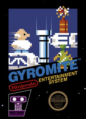 Gyromite [Big Box] Cover Art