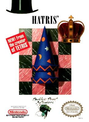 Hatris Cover Art