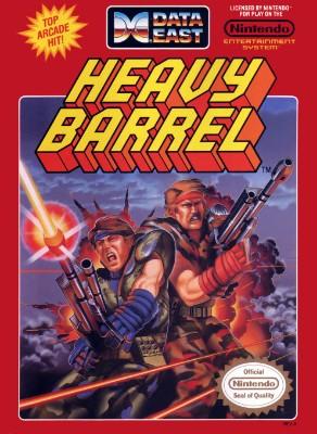 Heavy Barrel Cover Art