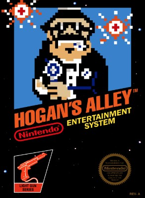 Hogan's Alley Cover Art