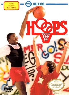 Hoops Cover Art