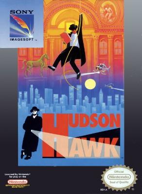 Hudson Hawk Cover Art