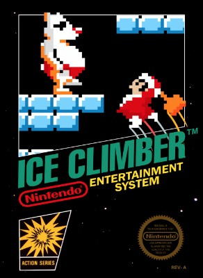 Ice Climber Cover Art