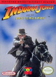 Indiana Jones and the Last Crusade [Ubisoft] Cover Art