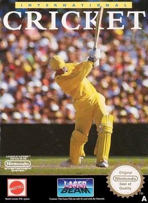 International Cricket [AUS] Cover Art