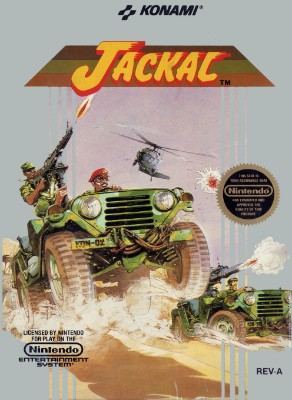 Jackal Cover Art