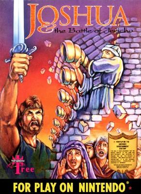 Joshua & The Battle of Jericho Cover Art