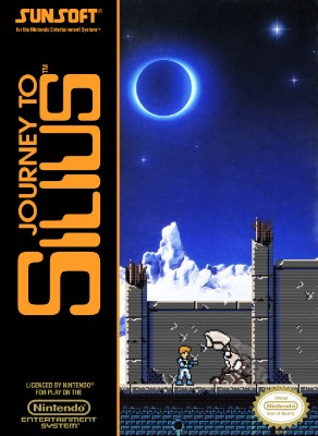 Journey to Silius Cover Art