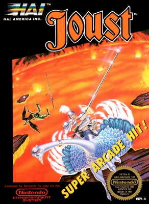 Joust Cover Art