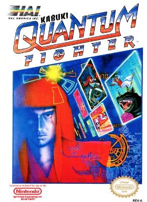 Kabuki: Quantum Fighter Cover Art