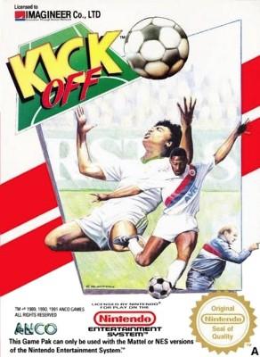 Kick Off [PAL] Cover Art