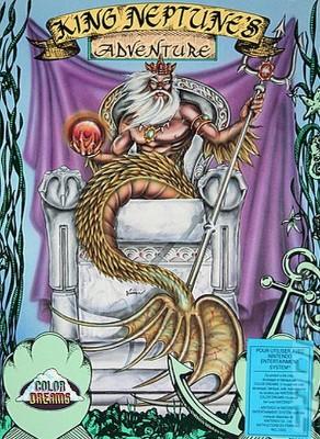 King Neptune's Adventure Cover Art