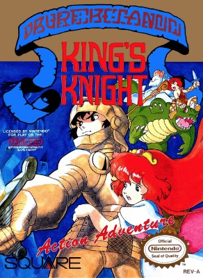 King's Knight Cover Art