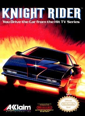 Knight Rider Cover Art