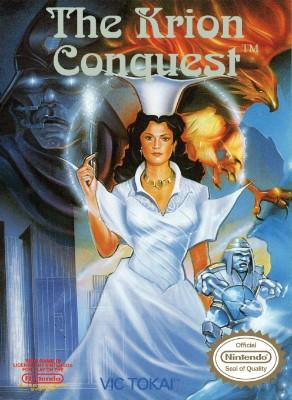 Krion Conquest Cover Art