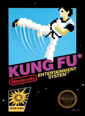 Kung Fu Cover Art