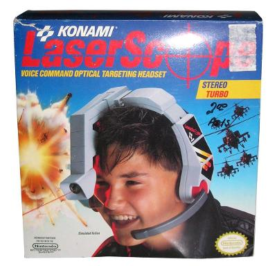 LaserScope Cover Art