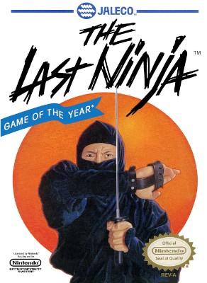 Last Ninja Cover Art