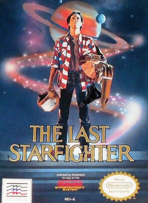Last Starfighter Cover Art