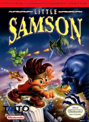 Little Samson Cover Art